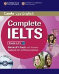 Complete IELTS Bands 5-6.5 Students Book with Answers with CD-ROM - Guy Brook-Hart