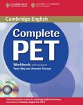 Complete PET Workbook with Answers with Audio CD - Peter May, Amanda Thomas
