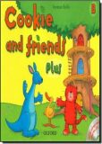 Cookie and Friends B Plus Classbook with Songs and Stories CD Pack - Vanessa Reilly