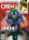 Crew2 - Comicsový magazín 39/2014 - neuveden