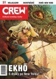 Crew2 - Comicsový magazín 51/2016 - Crew