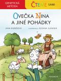Čteme sami – genetická metoda - Ovečka Nina a jiné pohádky - Jana Burešová