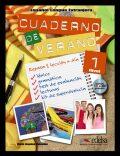 Cuaderno de verano 1/A1 Libro + CD - María Ángeles Palomino