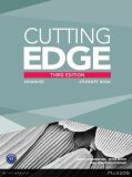 Cutting Edge 3rd Edition Advanced Students´ Book w/ DVD Pack - Sarah Cunningham
