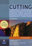 Cutting Edge Advanced Students´ Book w/ CD-ROM Pack - Sarah Cunningham