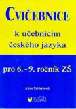 Cvičebnice ČJ pro 6.–9. ročník - Alice Seifertová
