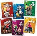 Cvičení pro celou rodinu - 6 DVD - Klimeš Petr