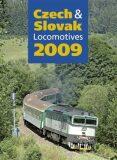 Czech & Slovak Locomotives 2009 - kol.