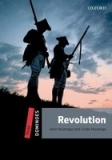 Dominoes Second Edition Level 3 - Revolution + MultiRom Pack - Jann Huizenga, Linda Huizenga