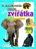 Divoká zvířátka - hraji si se samolepkami - Koniasch Latin Press