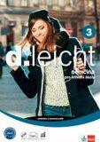d.leicht 3 (A2.2) – učebnice s pracovním sešitem + CD MP3 + kód - Klett