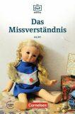 DaF Bibliothek A2/B1: Das Missverständnis: Geschichten aus dem Alltag der Familie Schall + Mp3 - Christian Baumgarten