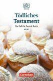 DaF Bibliothek A2/B1: Tödliches Testament: Ein Fall für Patrick Reich +Mp3 - Christian Baumgarten