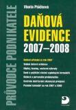 Daňová evidence 2007-2008 - Vlasta Ptáčková