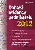 Daňová evidence podnikatelů 2012 - Jaroslav Sedláček