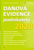 Daňová evidence podnikatelů 2020 - Jaroslav Sedláček, ...
