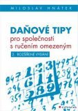 Daňové tipy pro společnosti s ručením omezeným - Miloslav Hnátek