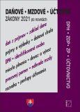 Daňové, účtovné, mzdové zákony po novelách 2021 - Poradca