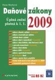 Daňové zákony 2009 - Hana Marková