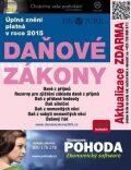 Daňové zákony 2015 - Donau Media