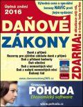 Daňové zákony 2016 - Donau Media