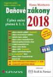 Daňové zákony 2018 - Hana Marková