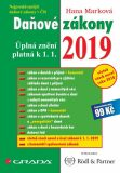 Daňové zákony 2019 - Hana Marková