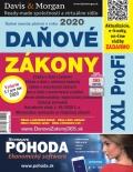 Daňové zákony 2020 SR XXL ProFi (vydanie 5.1) - autorů kolektiv
