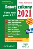 Daňové zákony 2021 - Hana Marková