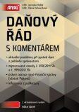 Daňový řád s komentářem - Jaroslav Kobík, ...