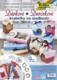 Dárkové krabičky na sladkosti a cukroví, 9 kusů - Folia