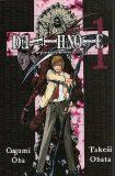 Death Note Zápisník smrti 1 - Oba Cugumi