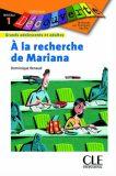 Découverte 1 Adultes: Á la recherche de Mariana - Livre - Dominique Renaud