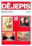 Dějepis - 4.díl Nová doba - učebnice pro ZŠ - neuveden