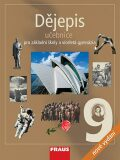 Dějepis 9 učebnice - kolektiv autorů