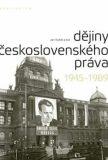 Dějiny československého práva 1945–1989 - Jan Kuklík