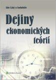 Dejiny ekonomických teórií - Ján Lisý
