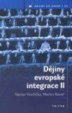 Dějiny evropské integrace II - Martin Kovář, ...