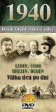 Deník 2. světové války leden až  duben 1940 - CODI art & Production Agency