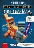 Deník malého Minecrafťáka 4 - Cube Kid