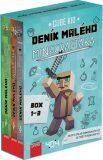 Deník malého Minecrafťáka 1-3 - dárkový box (komplet) - Cube Kid
