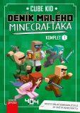 Deník malého Minecrafťáka komplet 1 - dárkový box (komplet) - Cube Kid