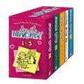 Deník mimoňky 1-5 - dárkový box (komplet) - Rachel Renée Russellová