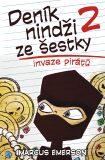 Deník nindži ze šestky 2 Invaze pirátů - Marcus Emerson