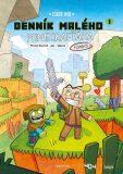 Denník malého Minecrafťáka 1 komiks - Cube Kid
