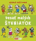 Desať malých šteniatok - Pavlína Šamalíková