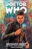 Desátý Doctor Who - Revoluce hrůzy - Nick Abadzis