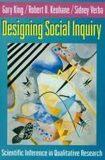 Designing Social Inquiry - King Gary,  Verba Sidney, ...