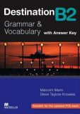 Destination B2: Student´s Book With Key - Malcolm Mann