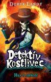 Detektív Kostlivec Hra s ohňom - Derek Landy